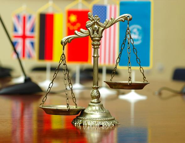 avocat droit international